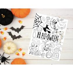 Cahier d'activités Halloween 2e cycle