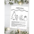 Cahier d'activités de Noël pour deuxième cycle