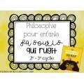 Philosophie pour enfants