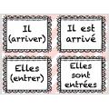 Jeu de cartes: Passé composé