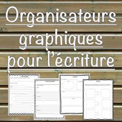 Organisateurs graphiques pour l'écriture