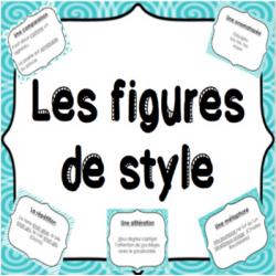 Figures de style - Affiches