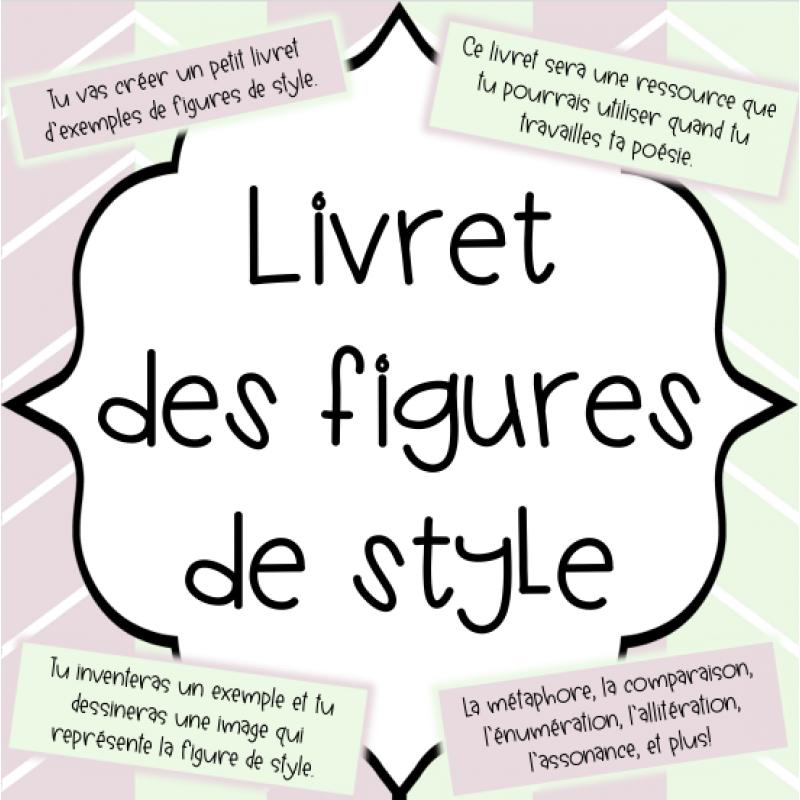 Exemple De Comparaison Figure De Style - Exemple de Groupes