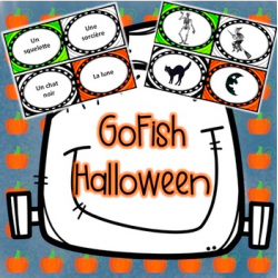 GoFish: Vocabulaire d'Halloween