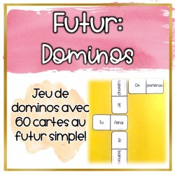 Dominos - Futur Simple