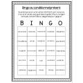 Conditionnel Présent - Jeu Bingo