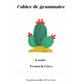 Notions grammaire 4e année