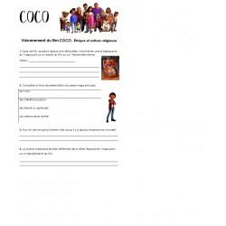 Exploitation du film COCO - ECR