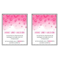 Message Cadeau St-Valentin