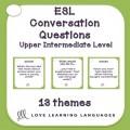 70  ESL conversation speaking prompts