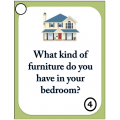 ESL conversation speaking prompts - House and Home