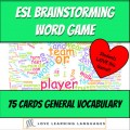 ESL BRAINSTORMING GAME classic version