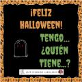 Jeu pour Halloween-Espagnol Tengo, ¿Quién tiene?