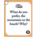 ESL vacation conversation starters