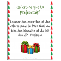 Noël - Christmas - French I'd rather game