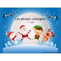 Les phrases mélangées de Noël