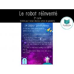 Le robot réinventé