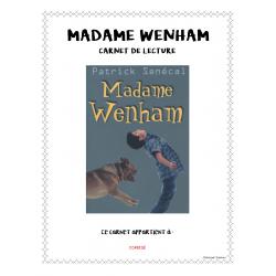 Carnet de lecture - Madame Wenham
