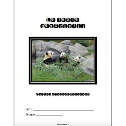 Texte descriptif - cahier d'apprentissage