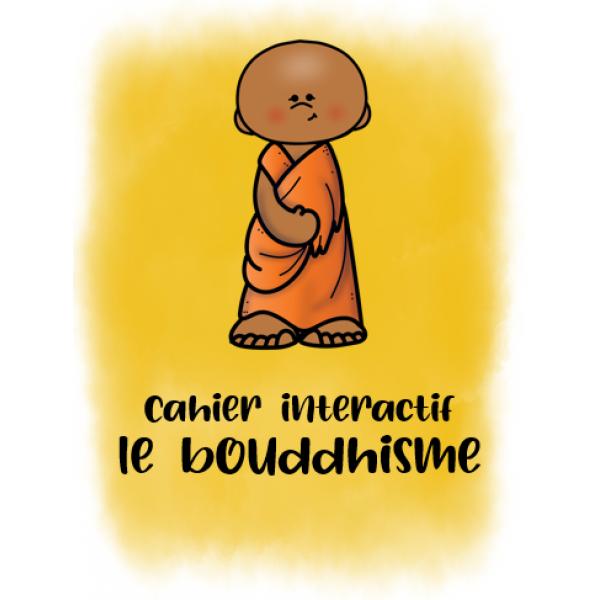 Bouddhsime - cahier interactif