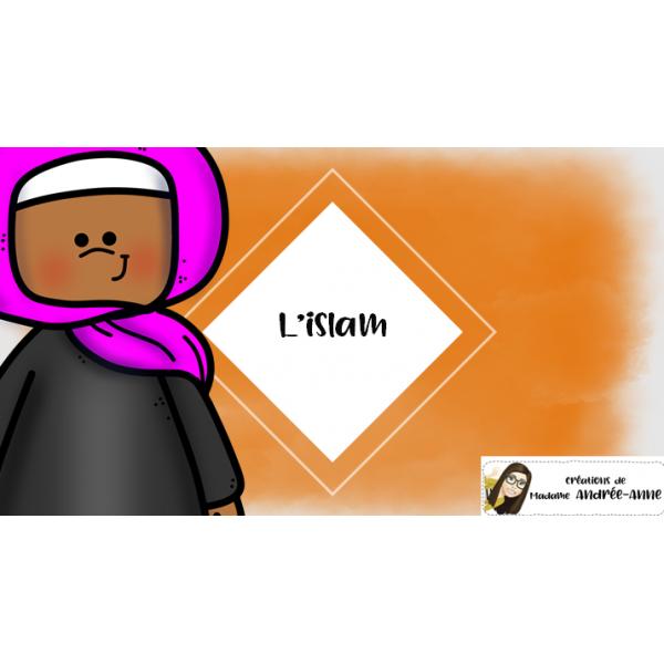 Présentation sur l'islam