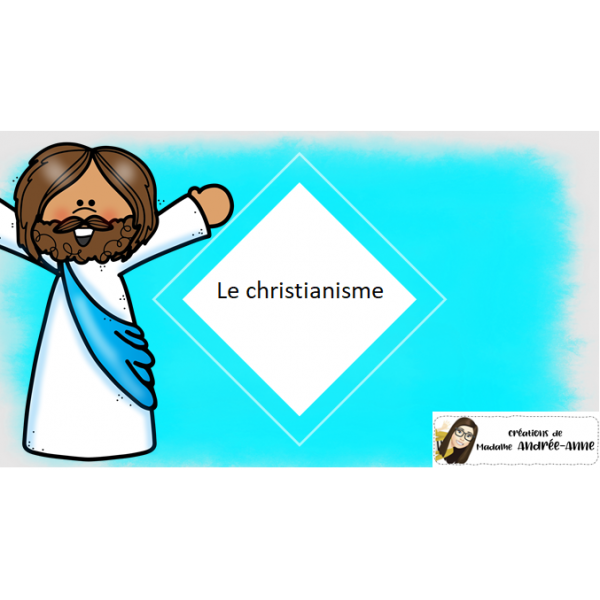 Présentation sur le christianisme
