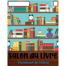 Projet salon du livre