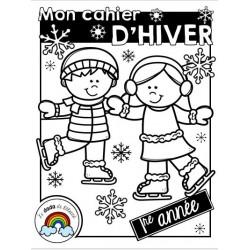 Cahier d'hiver 1re année (Janvier)