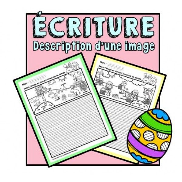 Description d'images de Pâques