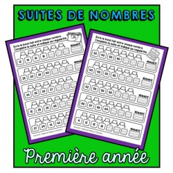 Suites de nombres