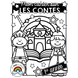 Cahier sur les contes (novembre)