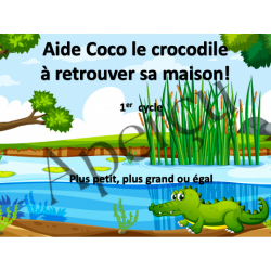 Coco le crocodile