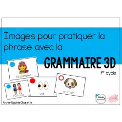 Images grammaire 3D
