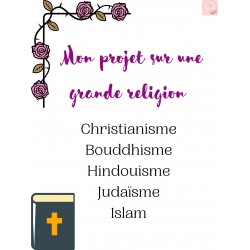 Mon projet sur une grande religion
