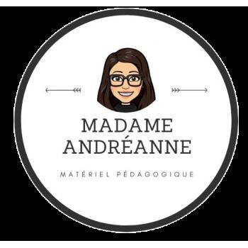 La boutique de Madame Andréanne