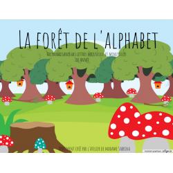 La forêt de l'alphabet