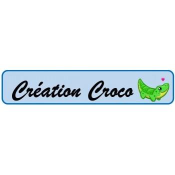 Création Croco