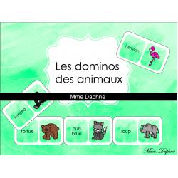 Les dominos des animaux
