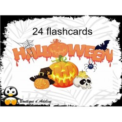 flashcards halloween