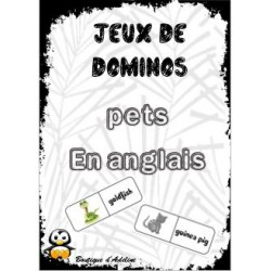 dominos pets anglais