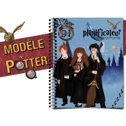 Planificateur 20-21 Harry Potter