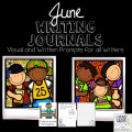 June Writing Journals