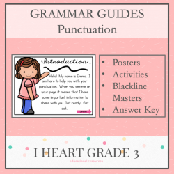 Grammar Guides: Punctuation