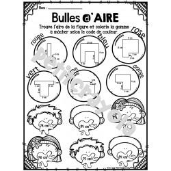 Bulles d'Aire