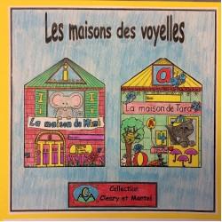 Les maisons des voyelles-Livrets d'élèves