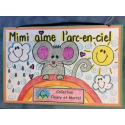 Mimi aime l'arc-en-ciel - Livret d'élève