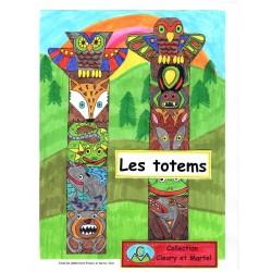 Les totems - Des peuples autochtones - Bricolage
