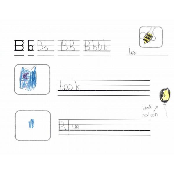 ABC écrire et pratique