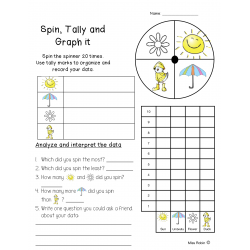 math tally graph