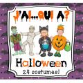 J'ai, Qui a? - Halloween